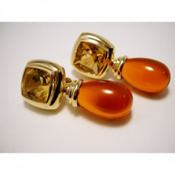 Boucles d'oreile Flamenco 3801
